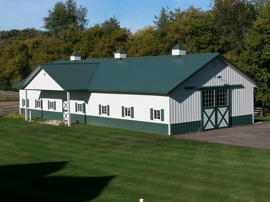 Horse and Equestrian Buildings